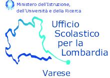 Logo dell` Ufficio Educazione Fisica e Sport dell` AT di Varese